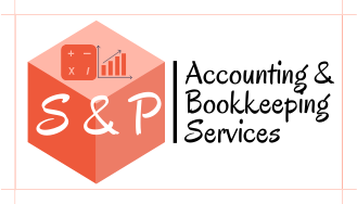 S And P Accounting and Bookkeeping Logo